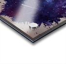 Space Splat Acrylic print