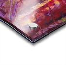 Change is Inevitable Abstract Painting Acrylic print