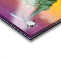 Drone Acrylic print