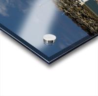 Blue Boat at Apollo Bay 011142609 Acrylic print