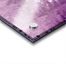 PurplePassion Wave Acrylic print