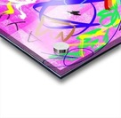The World We Created Acrylic print