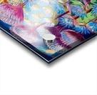 Levity Blooms Acrylic print