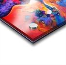 harmony II,size 33 inches x33 inches, medium acrylic on canvas Acrylic print
