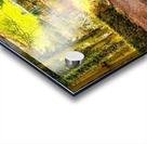 Reflective canal corner Acrylic print