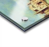 Vedute des Canale Grande zwischen Santa Lucia und der Scalzi Acrylic print