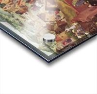 Die sieben Freuden Mariens Acrylic print