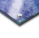 Lavender Woods Acrylic print