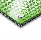 Islamic Art Green Color Artwork Acrylic print