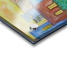 ahson qazicityscape Acrylic print