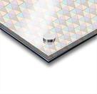 Hexagon Color Art Pattern Acrylic print