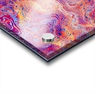 Abstract Marble IV Acrylic print