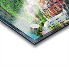 Colorful village of Cinque Terre Acrylic print