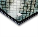 Les bleus vitraux -  Contemporary Art Impression Acrylique
