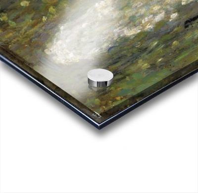 The Waterjet Acrylic print
