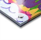 Purple Elephants. Michael D. Acrylic print