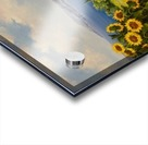 The Sunflower Grove Acrylic print