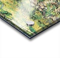 Meadow in the Garden of Saint-Paul Hospital by Van Gogh Acrylic print