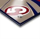full throttle Motor Racing  Acrylic print