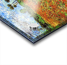 Poppy Fields by Van Gogh Acrylic print