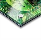 Electronic Brain Acrylic print
