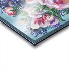 Beautiful Impressionistic Flowers Acrylic print
