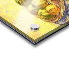 Still life with apple basket -2- by Van Gogh Acrylic print