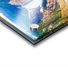 Yellowstone Falls Digital Painting Landscape 52 70 200px Acrylic print