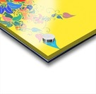 Vibrant Floral Design  Acrylic print