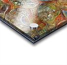 Mosaic Seashells Acrylic print