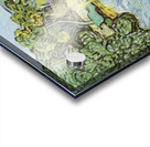 The garden of the Daubignys by Van Gogh Acrylic print