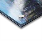 Lone Eagle Peak reflected in Mirror Lake Indian Peaks Wilderness Acrylic print