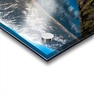 Dream Blue Acrylic print