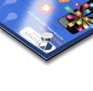 Android App Development Company In Noida Acrylic print
