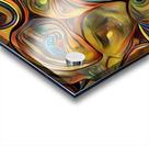 Seashell Colorful Pattern Acrylic print