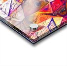 Modern Digital Abstract Painting Acrylic print