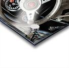 MG B Glance At Interior Acrylic print