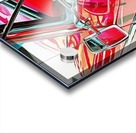 Fiat 1100 D Through The Window Acrylic print