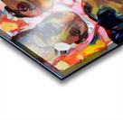 Dog Painting (8) Acrylic print