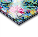 Colorful Floral Abstract  Acrylic print
