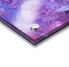 Purple sea of bliss Acrylic print