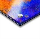 Seisnahorra - orange and blue balanced freedom Acrylic print