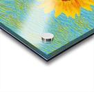 Sunflower. Acrylic print