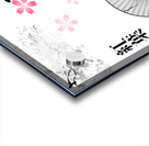 Japanese Concept 11A Acrylic print