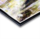 Mystical Swamp - Georgia Okeffe Effect - White and Black  Borders Acrylic print