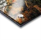 Smokey Mountain River Acrylic print