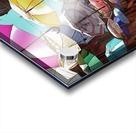 Festa Umbrellas Paciano With Shadows Acrylic print