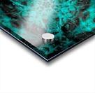 Jaded Kaleidoscope  Acrylic print
