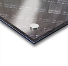 Space Shuttle Tiles Acrylic print