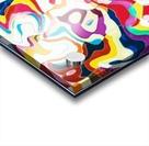 Bipolar Acrylic print